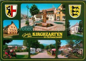 Kirchzarten Ortsansichten Kirchzarten Kat. Kirchzarten