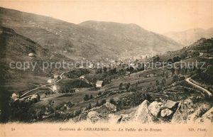 Gerardmer Vosges La Vallee de la Bresse Gerardmer Vosges Kat. Gerardmer