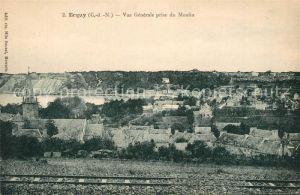 Erquy Vue generale prise du Moulin Erquy Kat. Erquy