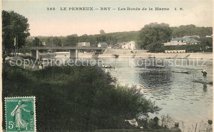 Le Perreux sur Marne Les Bords de la Marne Le Perreux sur Marne Kat. Le Perreux sur Marne