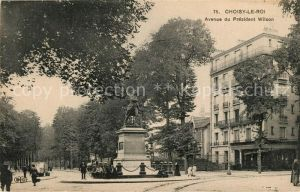 Choisy le Roi Avenue du President Wilson Choisy le Roi Kat. Choisy le Roi