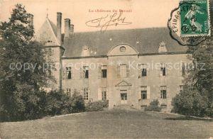 Breuil Marne Le Chateau du Breuil Breuil Marne Kat. Breuil