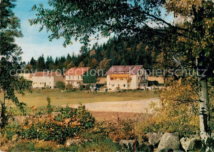 AK / Ansichtskarte Erbendorf Berggasthof Zrenner Erbendorf Kat. Erbendorf