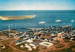 AK / Ansichtskarte Insel Helgoland Fliegeraufnahme Insel Helgoland Kat. Helgoland