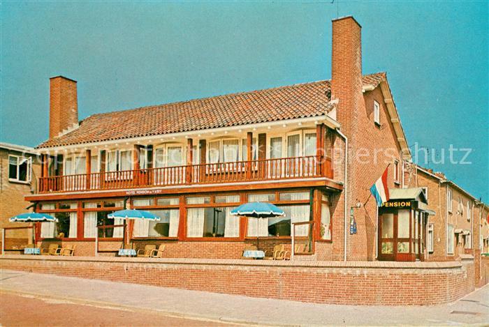 AK / Ansichtskarte Egmond aan Zee Hotel Pension De Vassy Egmond aan Zee Kat. Niederlande
