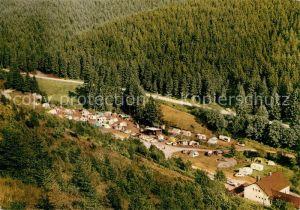 AK / Ansichtskarte Lerbach Harz Blick vom Clausberg auf den Campingplatz Lerbach Harz Kat. Osterode am Harz