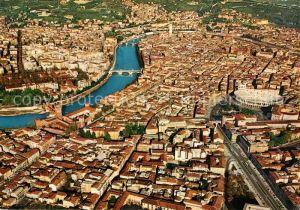 AK / Ansichtskarte Verona Veneto Veduta aerea Verona Veneto Kat. Verona
