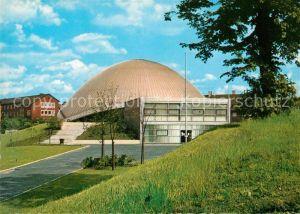 AK / Ansichtskarte Bochum Planetarium Bochum Kat. Bochum