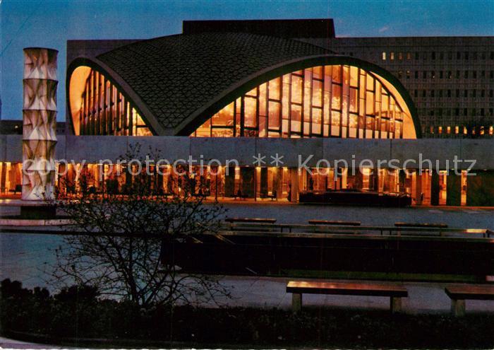 AK / Ansichtskarte Dortmund Stadttheater  Dortmund Kat. Dortmund