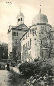 AK / Ansichtskarte Eutin Schloss Eutin Kat. Eutin