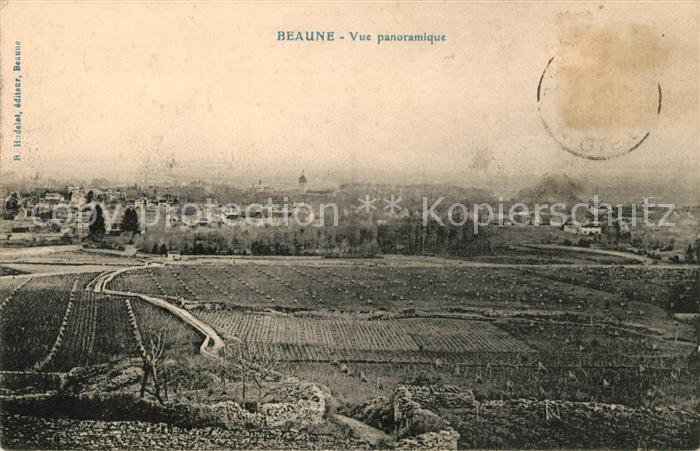 AK / Ansichtskarte Beaune Cote d Or Burgund Vue panoramique Beaune Cote d Or Burgund Kat. Beaune