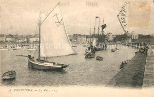AK / Ansichtskarte Portrieux La Port Portrieux Kat. Saint Quay Portrieux