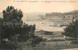 AK / Ansichtskarte Ile de Brehat Vue generale sur l'Entree du Port Clos Ile de Brehat Kat. Ile de Brehat