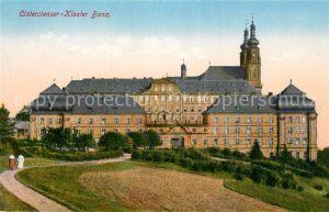 AK / Ansichtskarte Banz Bad Staffelstein Cistercienser Kloster Banz Banz Bad Staffelstein