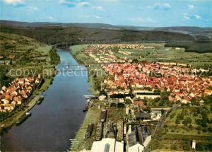 AK / Ansichtskarte Erlenbach Main Fliegeraufnahme Erlenbach Main Kat. Erlenbach a.Main