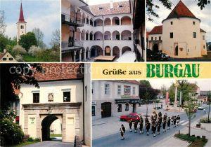 AK / Ansichtskarte Burgau Steiermark  Burgau Steiermark Kat. Burgau