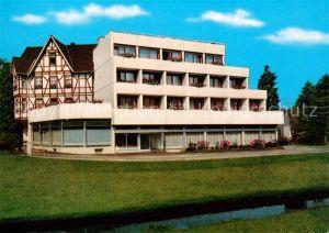 AK / Ansichtskarte Bad Salzschlirf Kurheim Schober Bad Salzschlirf Kat. Bad Salzschlirf