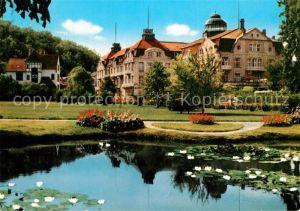 AK / Ansichtskarte Bad Salzschlirf Hotel Badehof Bad Salzschlirf Kat. Bad Salzschlirf