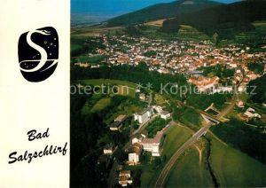 AK / Ansichtskarte Bad Salzschlirf Fliegeraufnahme Bad Salzschlirf Kat. Bad Salzschlirf