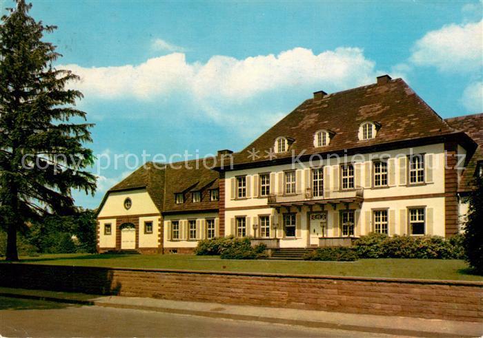 AK / Ansichtskarte Neuhaus Solling Schloss Neuhaus Solling Kat. Holzminden