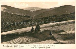 AK / Ansichtskarte Steinheidel Blick ins Schwarzwassertal Steinheidel Kat. Breitenbrunn Erzgebirge