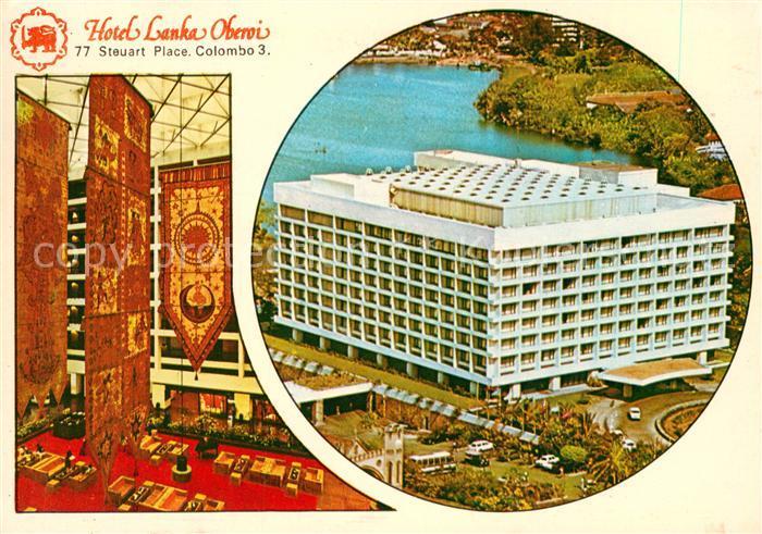 AK / Ansichtskarte Colombo Ceylon Sri Lanka Hotel Lanka Oberoi Colombo Ceylon Sri Lanka Kat. Colombo