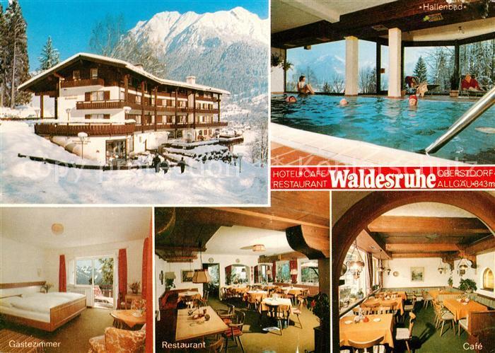 Waldesruhe verkauft hotel oberstdorf Naturhotel Waldesruhe