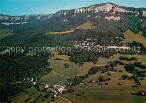 AK / Ansichtskarte Malleval en Vercors par Cognin les Gorges Falaises du Vercors vue aerienne Malleval en Vercors Kat. Malleval en Vercors