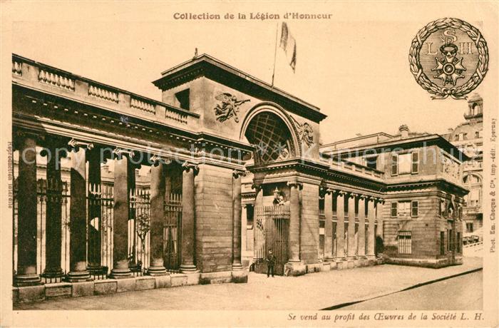 Paris Se vend au profit des Oeuvres de la Societe L H Paris Kat. Paris
