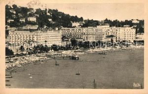 Cannes Alpes Maritimes Panorama Cannes Alpes Maritimes Kat. Cannes