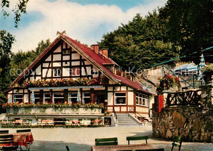 AK / Ansichtskarte Rettershof Cafe Rettershof Rettershof Kat. Kelkheim (Taunus)
