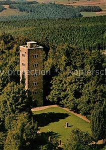 AK / Ansichtskarte Rotenburg_Fulda Fliegeraufnahme Ahlheimer Turm Rotenburg Fulda Kat. Rotenburg a.d. Fulda