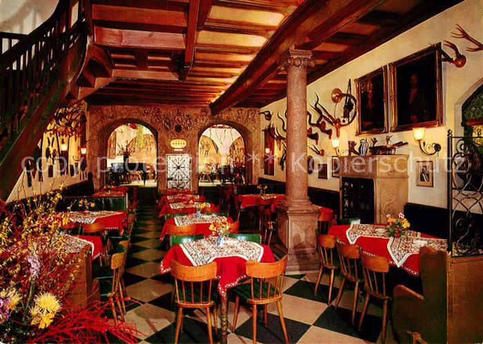 ak ansichtskarte rothenburg tauber cafe restaurant baumeisterhaus rothenburg tauber kat. Black Bedroom Furniture Sets. Home Design Ideas