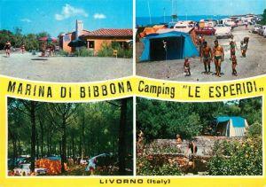 AK / Ansichtskarte Livorno Camping Le Esperidi  Livorno Kat. Livorno