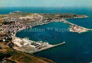 AK / Ansichtskarte Camaret sur Mer Fliegeraufnahme Camaret sur Mer Kat. Camaret sur Mer