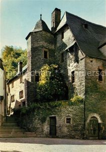 AK / Ansichtskarte Beilstein_Mosel Zehnthaus  Beilstein Mosel Kat. Beilstein