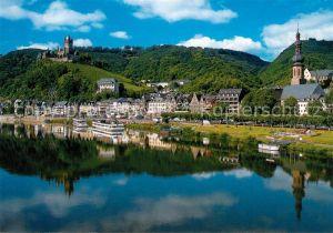 AK / Ansichtskarte Cochem_Mosel Reichsburg Cochem Mosel Kat. Cochem