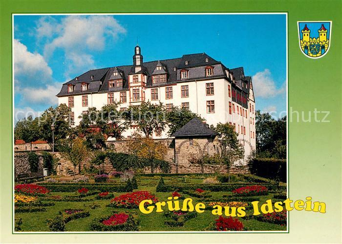 AK / Ansichtskarte Idstein Residenzschloss  Idstein Kat. Idstein