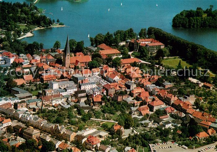 AK / Ansichtskarte Eutin Fliegeraufnahme Eutin Kat. Eutin