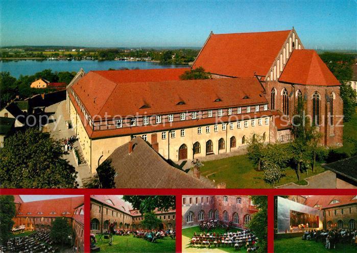 AK / Ansichtskarte Prenzlau Dominikanerkloster Prenzlau  Prenzlau Kat. Prenzlau