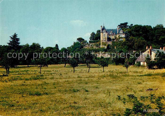 AK / Ansichtskarte Saint Amand Montrond Chateau Saint Amand Montrond Kat. Saint Amand Montrond