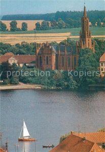 AK / Ansichtskarte Malchow Klosterkirche  Malchow Kat. Malchow Mecklenburg