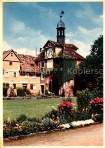 AK / Ansichtskarte Bad_Sooden Allendorf Soodener Tor Bad_Sooden Allendorf Kat. Bad Sooden Allendorf