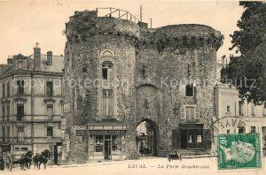 AK / Ansichtskarte Laval_Mayenne Porte Beucheresse Laval Mayenne Kat. Laval
