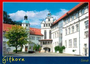 AK / Ansichtskarte Gifhorn Schloss  Gifhorn Kat. Gifhorn