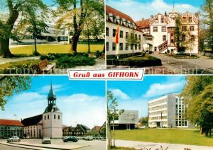 AK / Ansichtskarte Gifhorn  Gifhorn Kat. Gifhorn