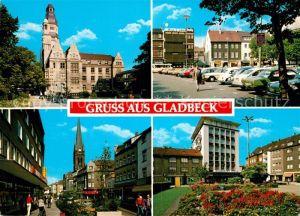 AK / Ansichtskarte Gladbeck  Gladbeck