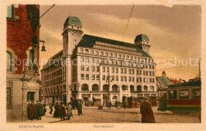 AK / Ansichtskarte Essen_Ruhr Handelshof Essen_Ruhr