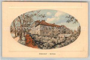 AK / Ansichtskarte Zistersdorf Schloss Zistersdorf