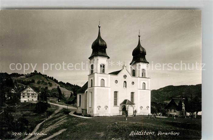AK / Ansichtskarte Bildstein Kirche Bildstein 0